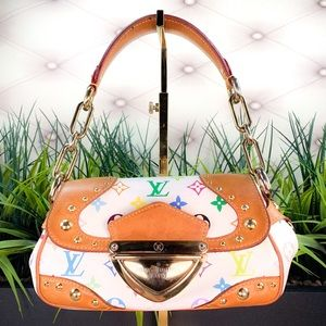 Authenticated Louis Vuitton Marilyn Multicolor